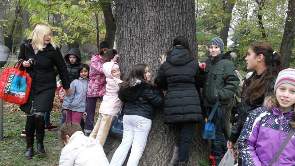 Centar duga poseta botanickoj basti u beogradu 2